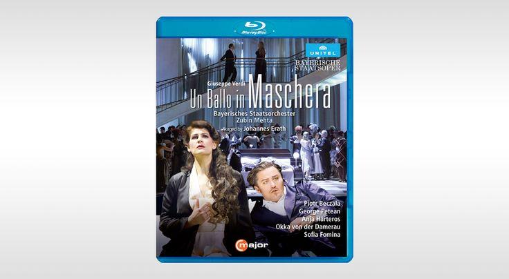 DVD + Blu-Ray: Verdi: Un Ballo in Maschera #dvd #verdi #ballo #maschera #opera #music #classicalmusic  http://news.imz.at/news/dvd--blu-ray-verdi-un-ballo-in-maschera-2334226