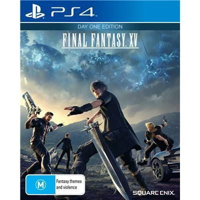 Final Fantasy XV - Out Now