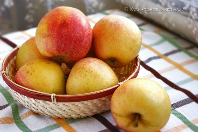 641. Густое яблочное повидло (для выпечки)