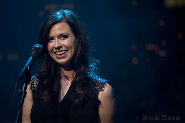 Joy Williams from The Civil Wars...