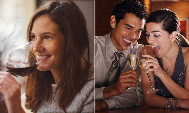 The health and beauty benefits of drinking alcohol... in moderation