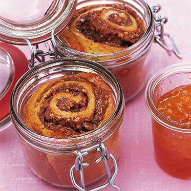 Rosenkuchen aus dem Glas Rezept | Küchengötter