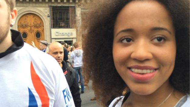 French National Front's black and Arab supporters