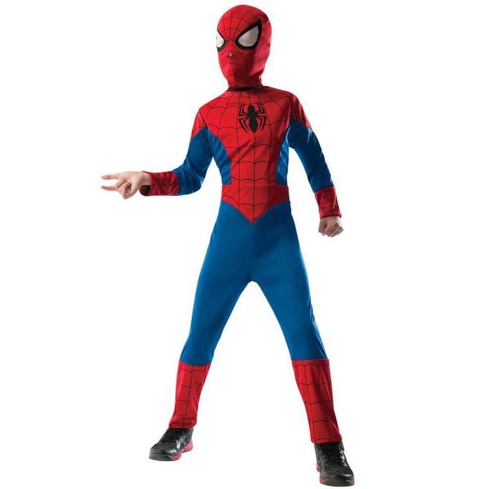 Disfraz de Spiderman para niño