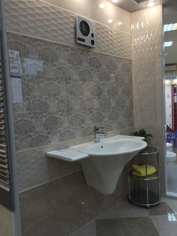 Влюбилась в коллекцию Ричмонд KERAMA MARAZZI обладатели такой плитки поделитесь фото ванных..