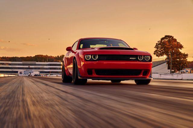 2018 Dodge Challenger SRT Demon Price, Specs