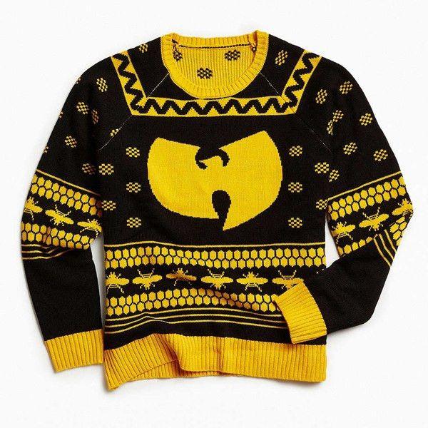 Wu Tang Clan Killer Bees Holiday Sweater