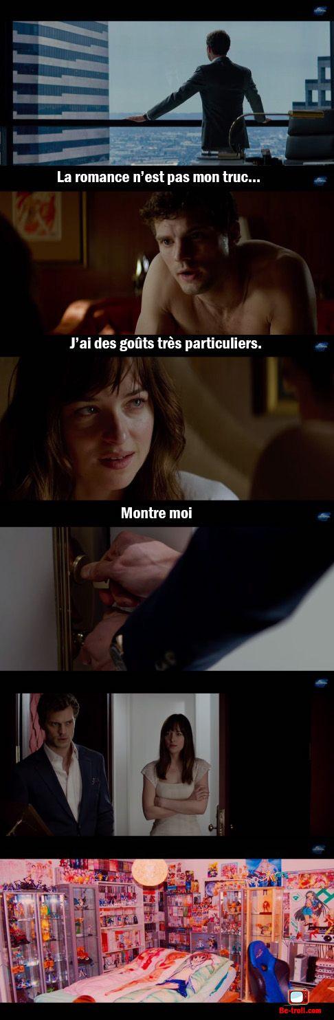 J'ai des goûts très particuliers... #Memes #Film