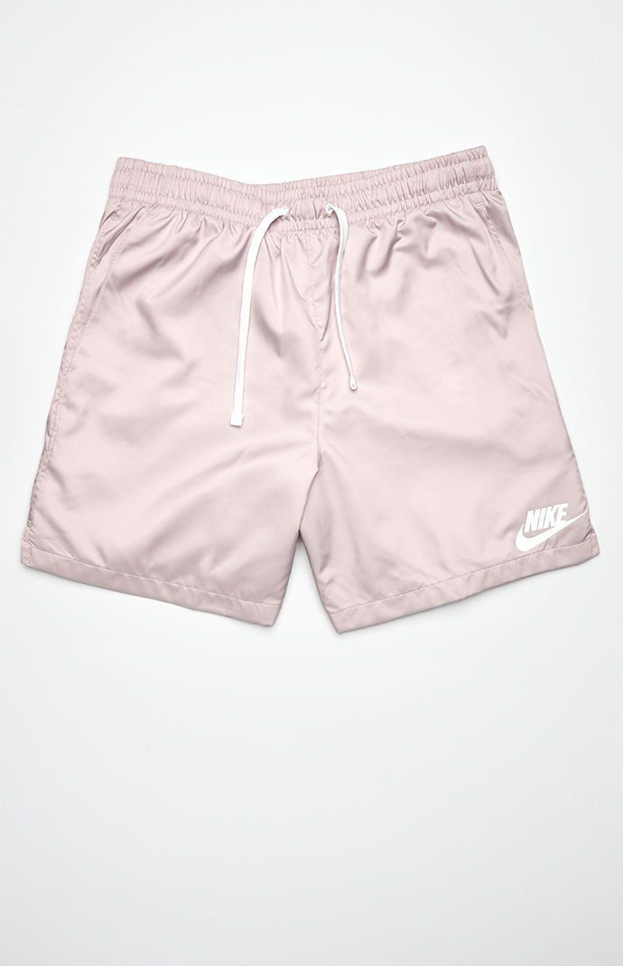 b728dbee2d Drawstring Active Shorts - Nike Woven Flow Shorts | Fashion Killa ...