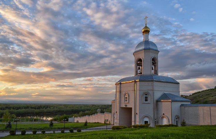 Придел Николая Чудотворца (Россия, Volgogradskaya oblast')
