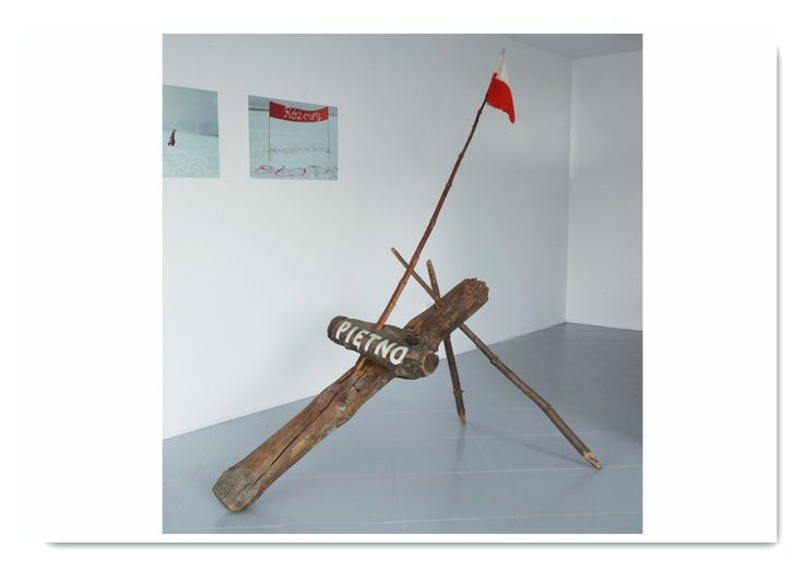 Dr. Osman Djajadisastra about Jerzy Bereś's, Stigma/Piętno, 1982, wood, metal nail, fabric, paint, 200 x 95 x 161 cm, Find out more: http://contemporarylynx.co.uk/archives/2899