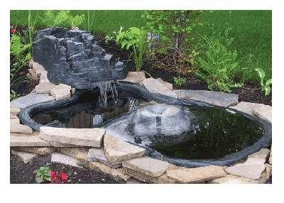 9 best pond images on pinterest backyard ideas garden for Preformed pond