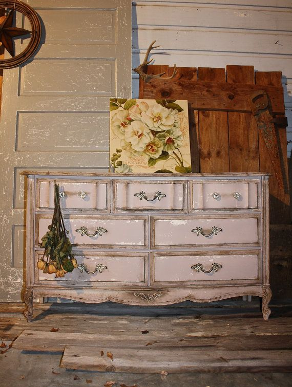 Mirabella French Provincial Dresser by PriscillaRich on Etsy, $775.00