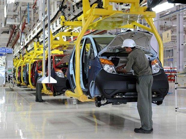 Índia comprará 10 mil carros elétricos da Tata Motors