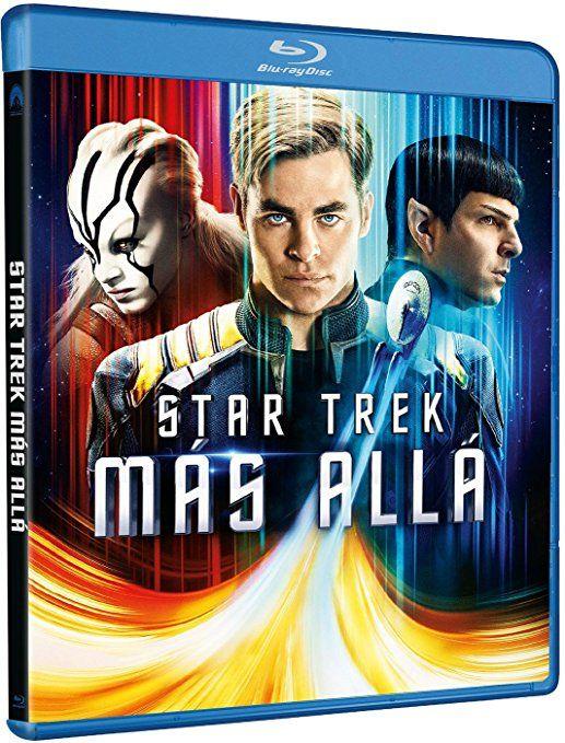 Star Trek: Más Allá [Blu-ray]