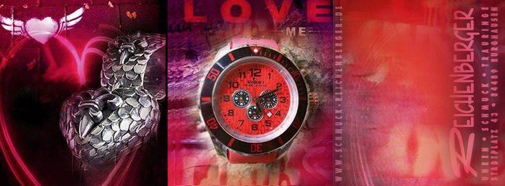 ❤️ #LOVE is in the air... Don't miss that #Lovestory: 14.O2. #Valentinesday ❤️ LIEBE auf den 1. KLICK ... ►►► #ONLINESHOP ≫≫≫ www.schmuck-reichenberger.de ❤️ ►►► FACEBOOK ≫≫≫ www.facebook.com/schmuck.reichenberger ►►► #uhren #schmuck #burghausen ❤️  #theLOOKofLOVE ❤️ #LOVEisthemessage ❤️ #liebe ❤️ #loveisintheair ❤️ #justlove ❤️ #lotsoflove #happyvalentinesday #sanvalentino #valentinesgift #thelookoflove #amor #feelthelove #lovecollection #addictedtolove #lovehearts #jewelrylove