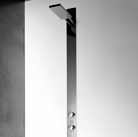 Fantini Acquatonica Built-in Wall Shower.