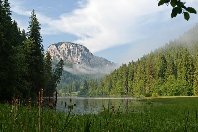 A Gyilkos-tó legendája