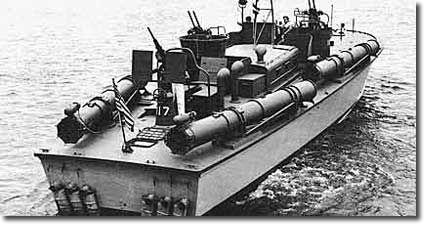 PT Boat Info - PT Boat - ELCO 80'