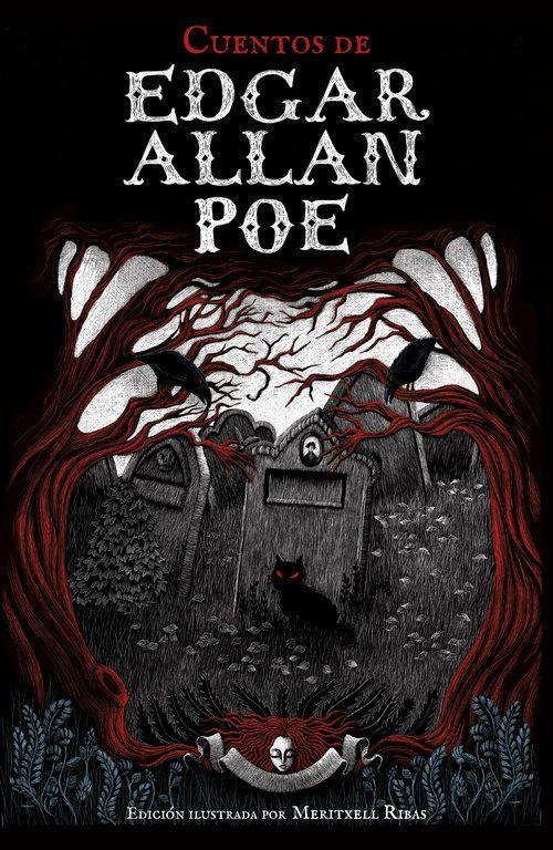 Una preciosa y terrorífica edición de Alfaguara Clásicos, ilustrada por Meritxell Ribas, de los mejores cuentos de Edgar Allan Poe. Un gato negro a las sombras de un hombre de personalidad cambiante, un asesinato en la noche lleno de misterio, una historia de muerte y amor, pérdida y desdicha.