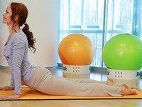 Йога для начинающих: комплексное укрепление мышц. Часть 1 - видео - мастер-класс
