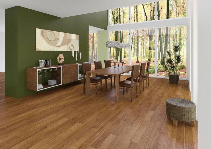Natural Oak - Joka Design 330 Klick Vinyl Planken