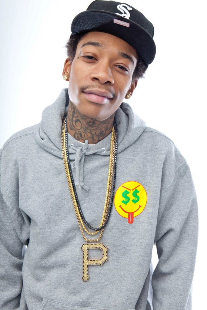 Wiz Khalifa Rapper Music Star Poster 4801 Online On Sale at Wall Art Store – Posters-Print.com