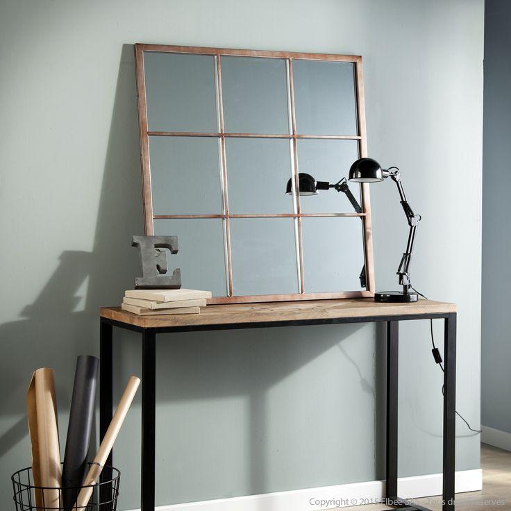 17 best images about deco on pinterest rouge metal homes and magnets. Black Bedroom Furniture Sets. Home Design Ideas