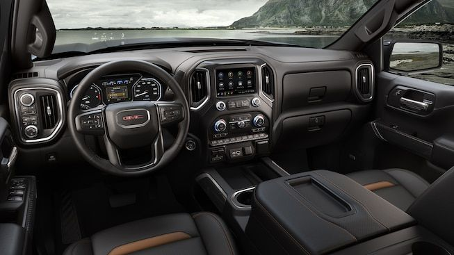 2019 Gmc Sierra At4 Off Road Pickup Truck Model Details Gmc Sierra Gmc Sierra Denali Sierra Denali