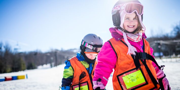 Everyone can enjoy skiing this winter--Bring the whole family to learn how to ski at the best ski resorts for beginners right here in Wisconsin!