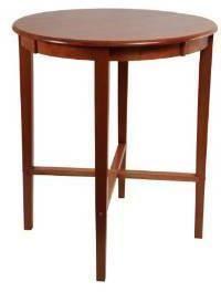 """Boraam 70564 42"""" Round Pub Table, ES Cherry, 36"""" DIA"""