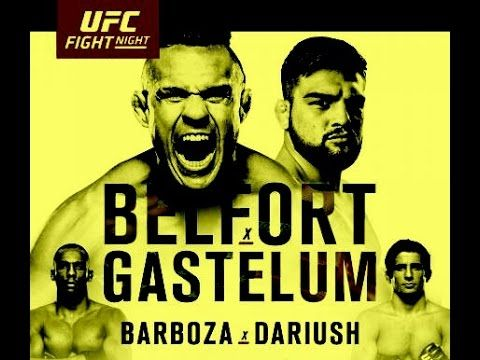 MMA UFC Fight Night 106 results, MMA News