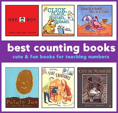 Funny and clever children's books are perfect for teaching numbers. This page…