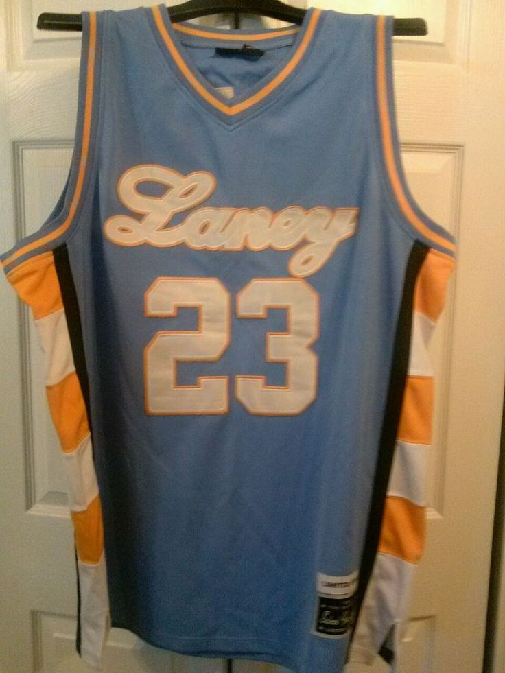 fbc96b465d1aad ... Authentic Michael Jordan 23 Laney High School Limited Edition Jersey
