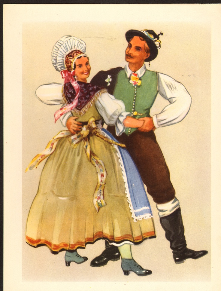 slovenija - polka.gorensko | Narodne nošnje i plesovi ...