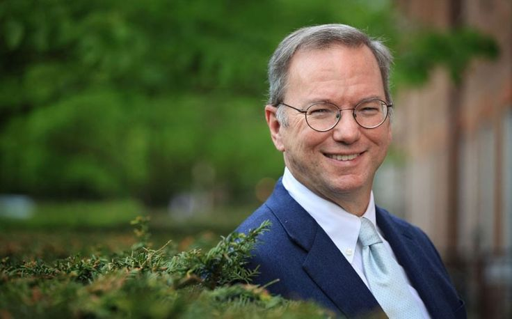 What is the future of the online world? Robert Colvile meets Google's   executive chairman Eric Schmidt, the man who knows the answer.