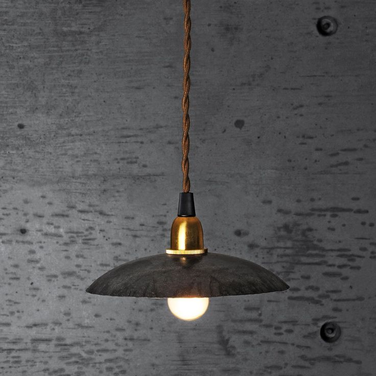 Kanehen | Nickel Silver Lamp - Analogue Life