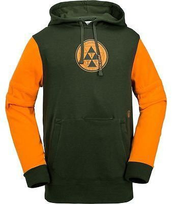 Price: $34.97 from $69.95 (50% off) + $54.28 Shipping  Volcom Faded Fleece Pullover Hoodie - Men's Vintage Green Small - 3 Available