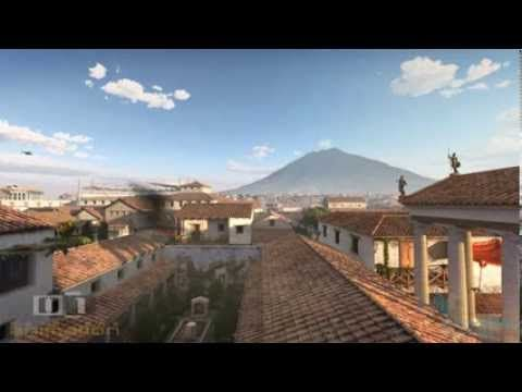 MOH2: Lesson 9 - Pompeii. Good video that shows what it would have been like the day of the explosion.