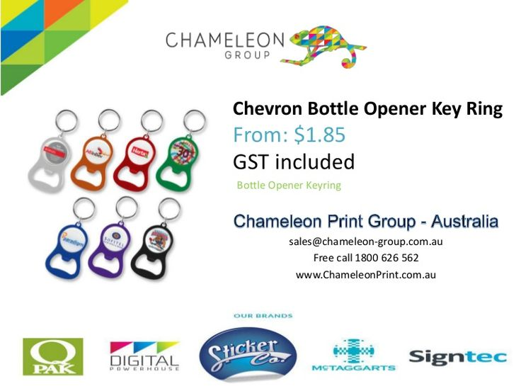 Promotional KeyRing - Chameleon Print Group - Australia  Robust clear plastic key ring which is branded on both sides at no extra cost. The branding is inside the case so the print will never wear off.  http://chameleonprint.com.au/product/rectangular-lens-key-ring/