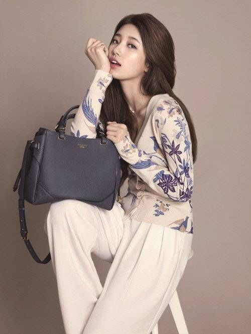 Suzy becomes an elegant autumn lady for 'Beanpole Accessories' | http://www.allkpop.com/article/2014/08/suzy-becomes-an-elegant-autumn-lady-for-beanpole-accessories