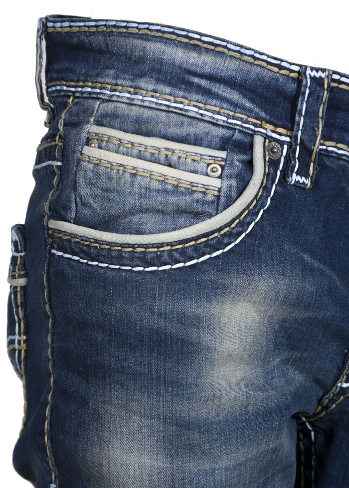 Pascucci jeans dark navy