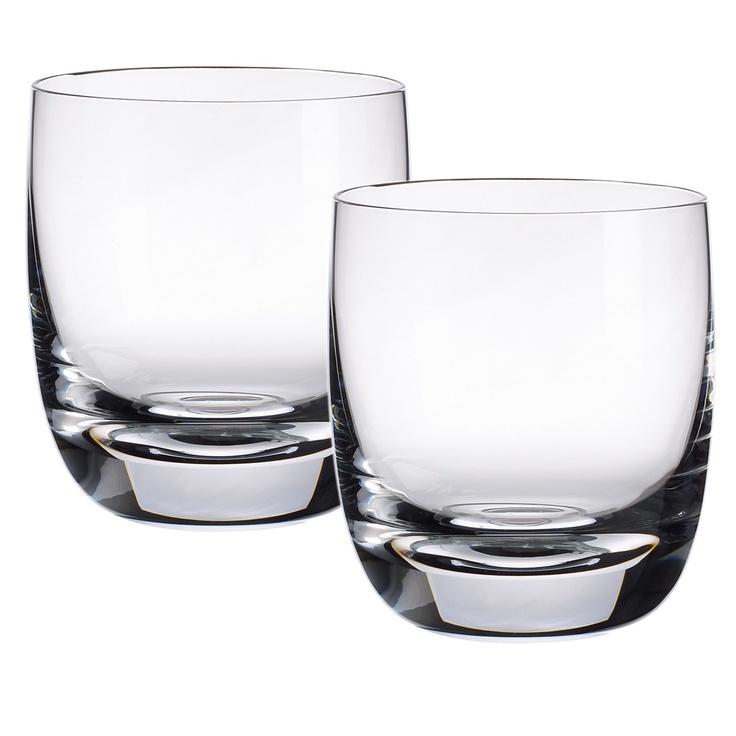 Sctoch glasses Villeroy and Boch Tumbler No 504633