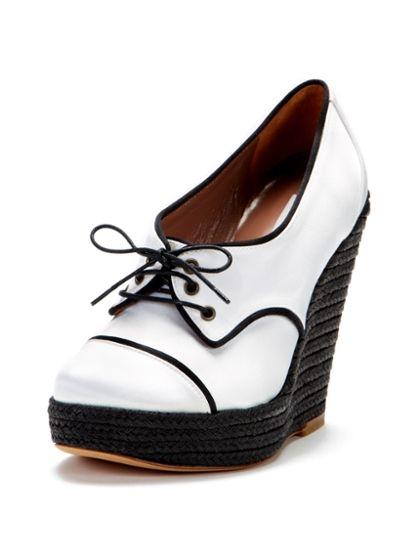 Tabitha Simmons Oxford Wedge Espadrille Sandal € 462,32