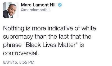 """""""Black Lives Matter"""" should not be a controversial statement."""