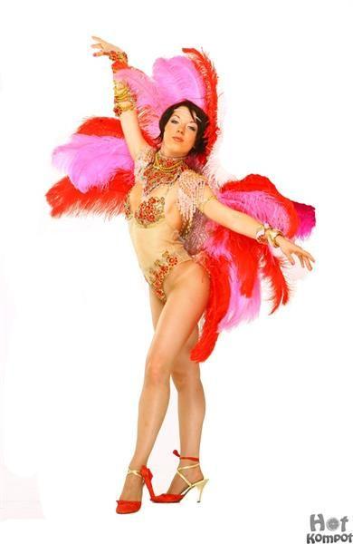 Балетные костюмы райские птицы