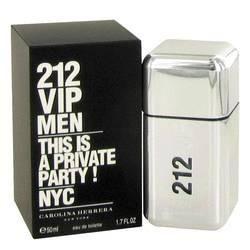 212 Vip Eau De Toilette Spray By Carolina Herrera