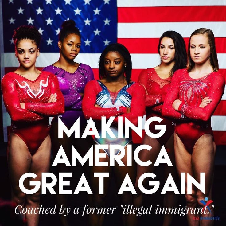 Making America great again. The final five