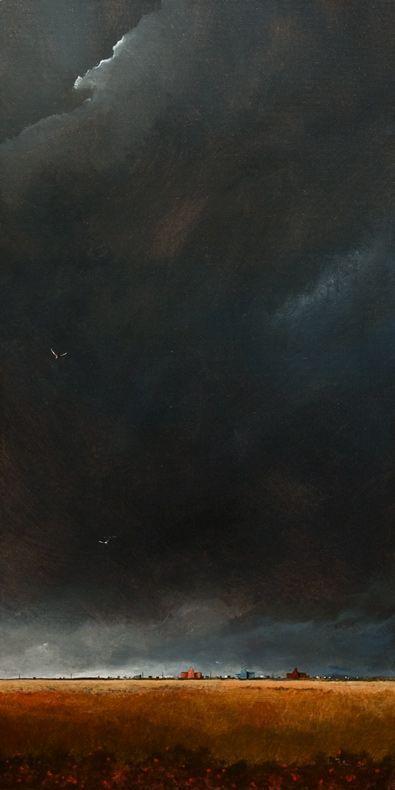 The Darkened Sky No. 2. - Mark Fletcher