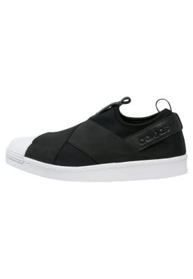 SUPERSTAR - Loafers - core black/white